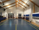 Adult Badminton continues through the summer holidays except 16th & 17th August