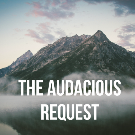 The Audacious Request