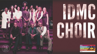 IDMC Gospel Choir Concert 8th December at 7:30pm