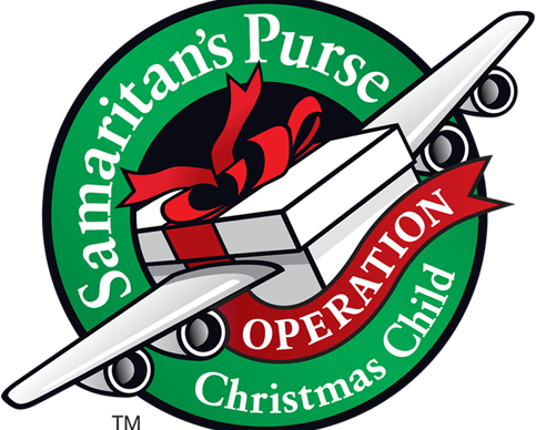 Operation Christmas Child - Shoe box Gift Appeal 19th November