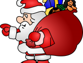 Santa's Grotto 16th December 10am to 2pm