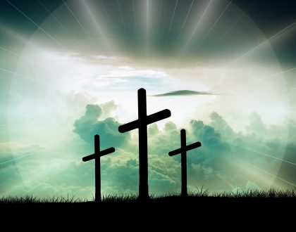 30th March 10:30am: Good Friday Communion Service