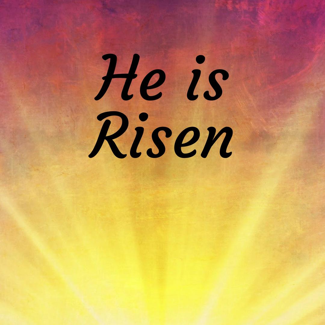 Sunday 1st April 10:30am Easter Morning Celebration Service