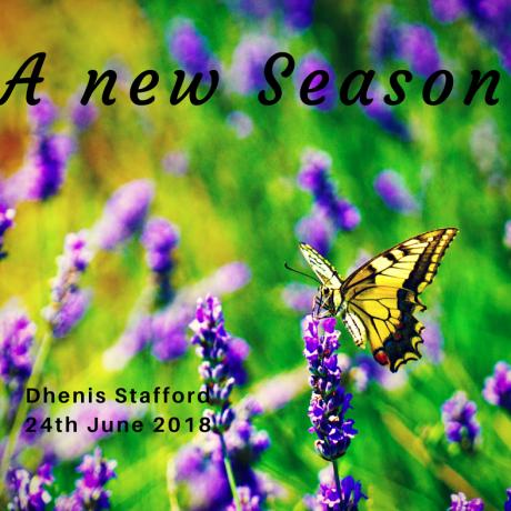 A new Season!