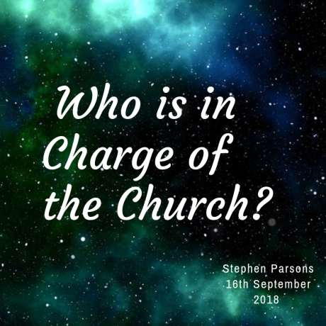 Who is in Charge of the Church?
