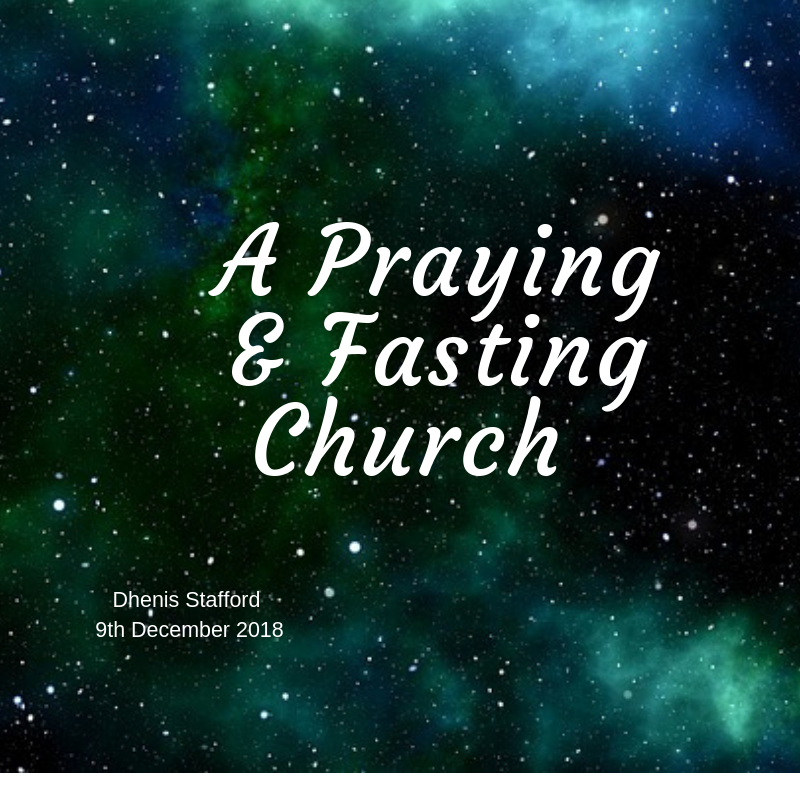 A Praying & Fasting Church