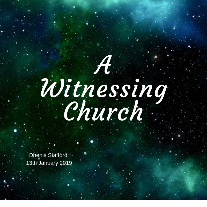 A Witnessing Church