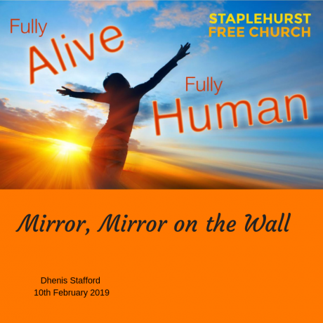 2019 02 10 Mirror Mirror on the Wall